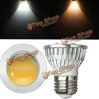 Лампа E27 3W теплый белый/белый LED удара dimmable вниз пятно света Лампа 220В, фото 1