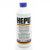 Антифриз-концентрат HEPU  G11 синий, (1,5л)