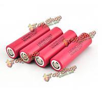 Lg 18650 he2 2500мАh 3.7V 30а литий-на батареи 1шт, фото 1