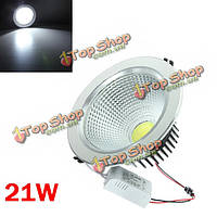 Удара 21w LED потолочные светильники щепка оболочки Ременный привод 85-265в
