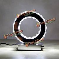 Круглый LED кристалл настольная лампа современный кольцо с бриллиантом регистрации света света