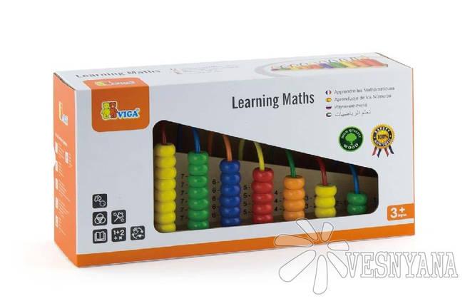 Набор для обучения Viga Toys Учимся считать 50022, фото 2