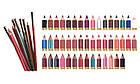 Карандаш для губ и глаз Malva Cosmetics деревянный контурный Professional Pencil М-319, фото 2