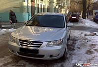 Фары противотуманные левая,правая  Hyundai-Sonata(Хюндай Соната) 2008-2010