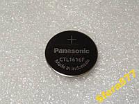 Аккумулятор для часов Casio - Panasonic CTL1616F