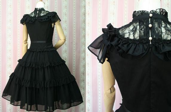 Платье - Сарафан  Лолита