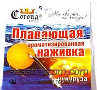 Пенопласт рыболовный Corona, Кукуруза, midi, (6-8мм)