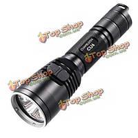 Nitecore CU6 XP-G2(R5) Chameleon Series Tactical LED Flashlight