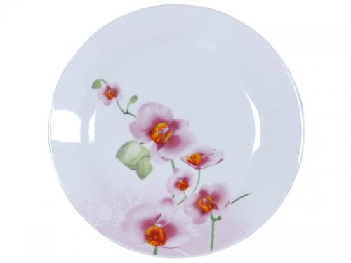 Круглая форма тарелок