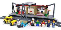 LEGO Лего City Железнодорожный вокзал 60050