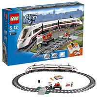 LEGO Лего City Скоростной пассажирский поезд 60051