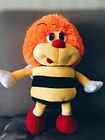 Мягкая игрушка Пчелка Полина 40 см