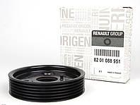 Шкив насоса гидроусилителя руля (6PK) Renault Trafic / Vivaro 2.5dci 03> (OE RENAULT 8201088951)