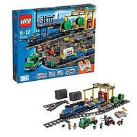 LEGO Лего City Грузовой поезд 60052