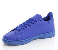 Синие женские кеды. Размер: 36-41 - маломерки