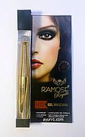 Тушь для ресниц, черная / R*amose and mascara / 9 ml / Индия