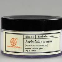 Дневной крем, Кхади / Herbal Day Cream, Khadi / 50 gr