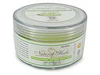 Гель под глаза, Огурец и миндальное масло, Кхади / Natural cucumber under eye gel, Khadi / 50 gr