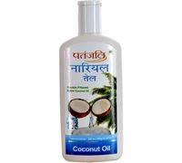 Масло кокосовое, Патанджали, Индия / Coconut Oil, Patanjali / 200 ml