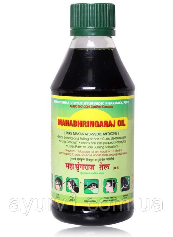 Масло для волос, Махабрингарадж / Hair Oil, Mahabhringraj / 500 ml