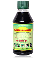 Масло для волос, Махабрингарадж / Hair Oil, Mahabhringraj / 50 ml