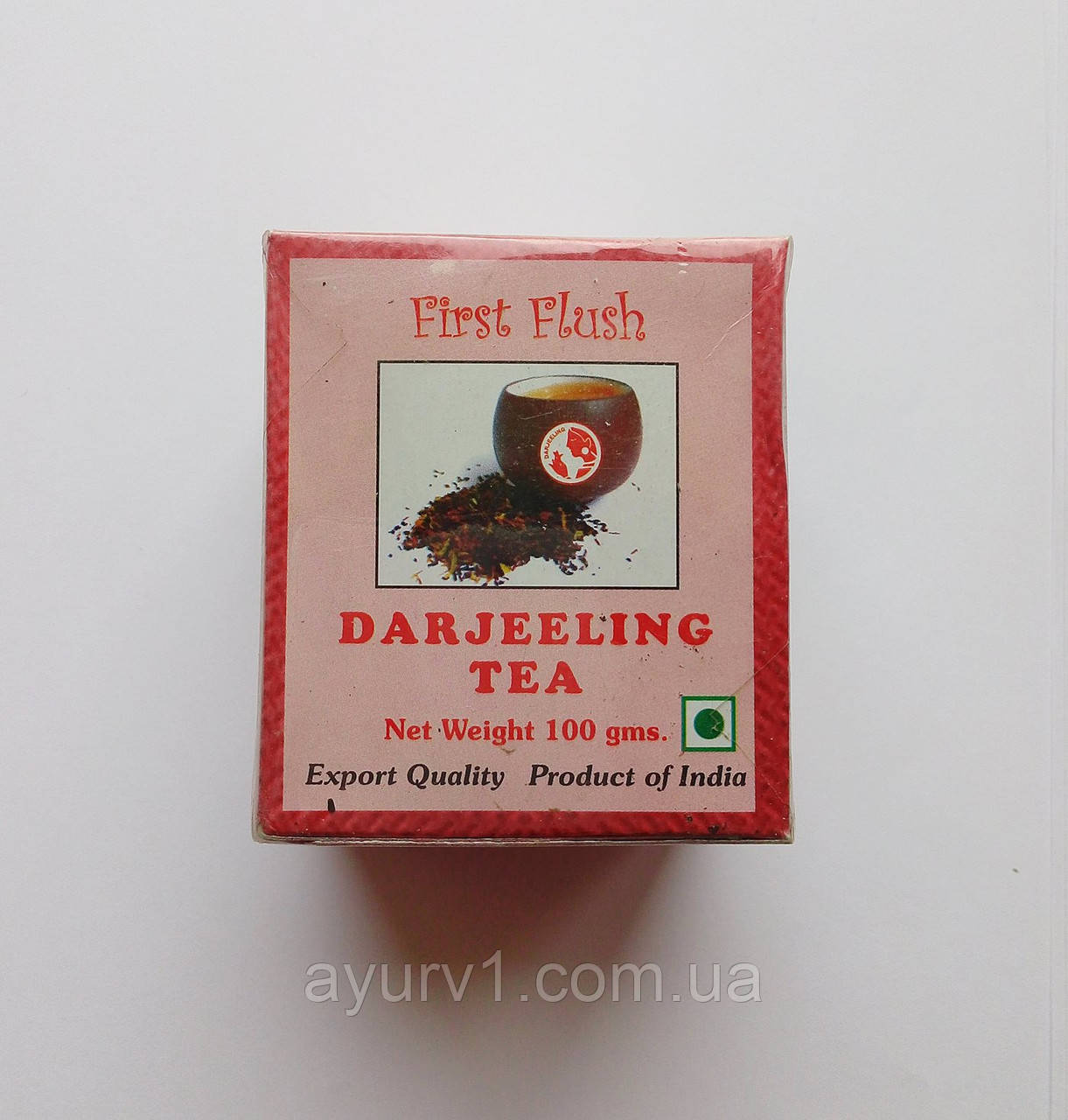 Чай черный, дарджилинг / 100 gr