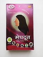 Аюрведическая маска для волос Кхади / Ayurvedic Hair Pack , Meghdoot /Khadi /200 гр.
