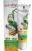 Антисептический крем Боро Сейф, Патанжали / Antyseptic cream, Boro Safe, Patanjali / 50 gr