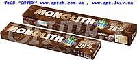 Электроды Монолит РЦ (Е 46), д 3мм: уп 2,5 кг (тубус), Зварювальні електроди Моноліт, купить электроды оптом