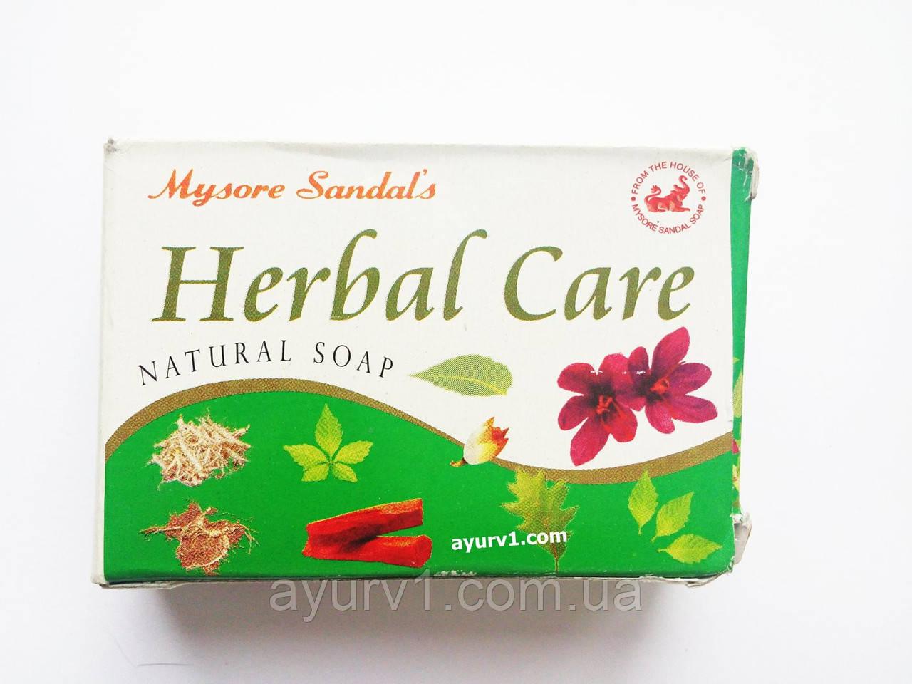 Натуральное мыло , Herbal Care /100 gr