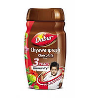 Чаванпраш зі смаком шоколаду, Дабур / Chyawanprash Chocolate, Dabur / 450 gr