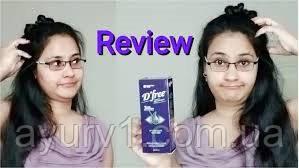 Д фри, лосьон от перхоти / D'free Overnight Anti Dandruff Lotion / 50 ml (Индия)