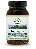 Иммуномодулирующий препарат Иммьюнити, Органик Индия / Immunity Capsules, Organic India