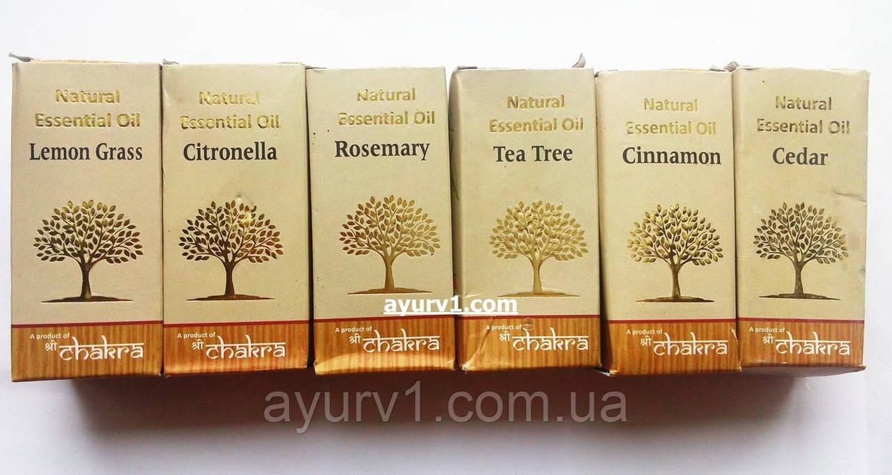 """Эфирное масло Чайного дерева, """"Чакра""""  / 10 ml"""