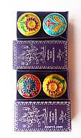 Сухие духи, Наг -Чампа, в латунной баночке/ Magic of India | 4 г.