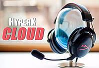 Наушники игровые Kingston HyperX Cloud (KHX-H3CL/WR)