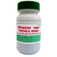 Трифала Гхан вати (Triphala ghan vai), 50 грамм - 110 таблеток