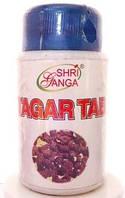 Тагар таб, Шри Ганга / Tagar tab, Shri Ganga / 120 tab натуральное успокоительное