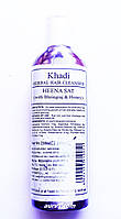 Khadi Herbal Hair Cleanser Heena Sat with Bhringaradj and Honey / 100 ml