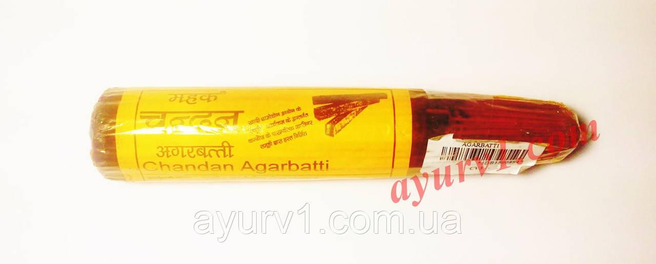 Благовония с сандалом / Chadan Agarbatti / 150 g