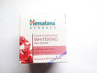 Отбеливающий дневной крем с матирующим эффектом / Himalaya / 50 гр