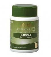 Ним, Шри Шри Аюрведа / Neem, Sri Sri Ayurveda / 60 таб