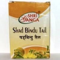 Шадбинду Таил масло, Шри Ганга / Shad Bindu Tail Shri Ganga / 50 мл