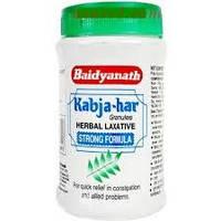 Кабджахар натуральное слабительное, Байдьянатх / Kabjahar, Kabz-har, Baidyanath / 100 г.