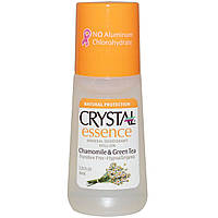 Дезодорант Кристал, Ромашка и Зеленый чай / Crystal Essence Mineral Deodorant Body Spray / 66 ml