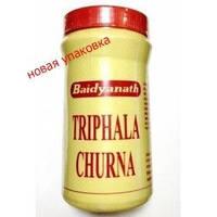 Очищение. Выведение из крови токсинов. Трифала Чурна, Байдинатх / Triphala Churna, Baidyanath / 500 g