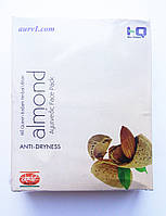 Аюрведическая маска для лица , Миндаль , Кхади  / Ayurvedic Face Pack , Almond (anti-dryness)  / 100 g