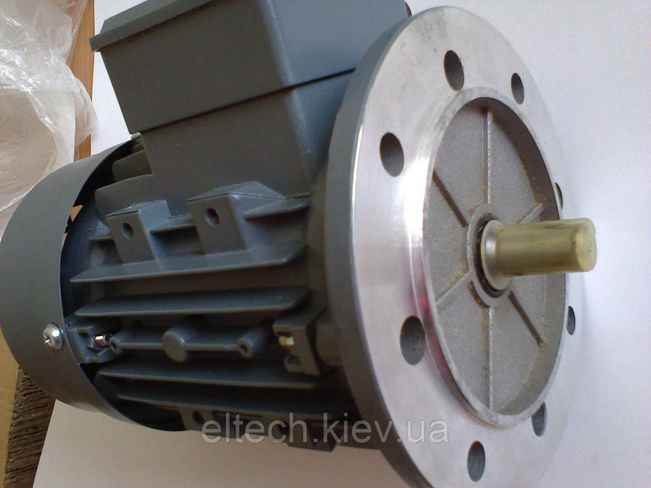 Электродвигатель асинхронный Lammers 13ВA-160M-4-В5-11квт, фланец, 1500 об/мин.