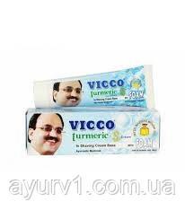 Крем для бритья Vicco с куркумой, с пеной / 70 g