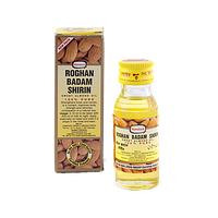 Миндальное масло / Roghan Badam Shirin / 25 ml масло для тела и волос